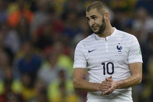 Không được dự World Cup, Benzema tố Chủ tịch LĐBĐ Pháp là kẻ hai mặt