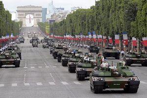 VN trượt top 15 lực lượng quân sự mạnh nhất thế giới