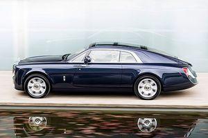 Mẫu xe kế tiếp của Rolls-Royce sẽ có tên 'Boat Tail'?