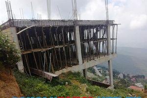 Công trình sai phạm tại Tam Đảo: Sở GTVT Vĩnh Phúc nói gì?