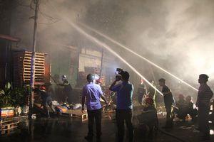 Cháy 5 ngôi nhà cạnh cây xăng: Hải Phòng thông tin chính thức