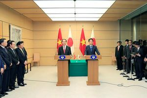 Chủ tịch nước tiếp tục nhiều hoạt động tăng cường hợp tác hữu nghị Việt Nam - Nhật Bản