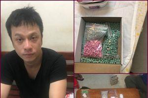TP.HCM: Ông trùm ma túy sa lưới cùng 4.000 viên thuốc lắc
