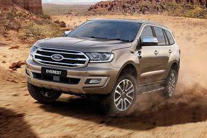 Đại lý rục rịch nhận đặt cọc Ford Everest 2018 sắp về Việt Nam