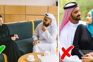 11 luật cấm đối với phụ nữ ở Ả Rập Xê Út