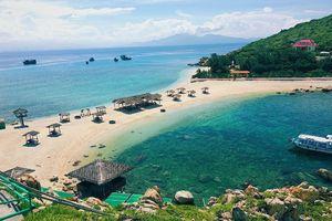 Nạp ngay 'vitamin sea' với bãi tắm đôi một bên nóng, một bên lạnh hot nhất Nha Trang