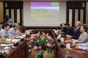 BRG tìm hiểu cơ hội đầu tư vào du lịch tại Thanh Hóa
