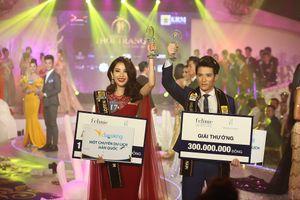 Chị gái Nam Em đăng quang 'Người mẫu Thời trang VN'