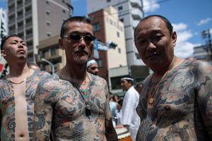 Làn sóng hoàn lương của các thành viên băng đảng yakuza ở Nhật Bản