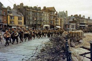 Ảnh hiếm quân Đồng minh tại mặt trận châu Âu 1943 - 1945