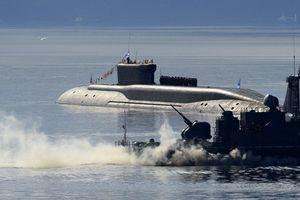 Đáng gờm sức mạnh những 'quái vật' trong hạm đội Biển Bắc Nga