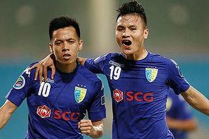 Trực tiếp bóng đá: Hà Nội FC vs S.Khánh Hòa 19h00 hôm nay (3/6) trên VTV6