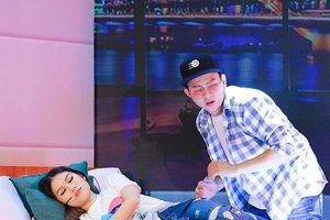 Ngọc Thanh Tâm: 'Đóng cảnh nóng cùng Hoài Lâm, ban đầu tôi rất ngại bạn gái cậu ấy'