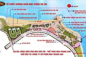 Nhận diện dự án triệu đô lấn vịnh Nha Trang ngập rác thải 