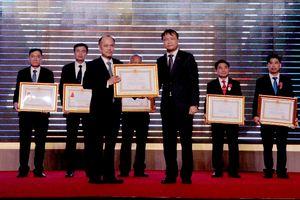Tập đoàn CN Than - Khoáng sản Việt Nam: Tuyên dương khen thưởng các điển hình tiên tiến năm 2017