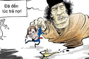 Muammar Gaddafi: Giúp người, vong mạng, đất nước tan hoang