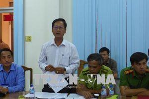 Ngăn chặn việc khai thác trái phép cây ươi ở Bù Đốp - Bình Phước