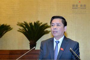 Đổi tên 'trạm thu giá': Bộ trưởng Thể nói 'nghiên cứu', Chủ tịch QH nói làm luôn, vì 'trình Chính phủ lâu lắm'