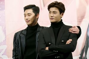 Fan sướng rơn khi Park Hyung Sik bất ngờ gửi quà cho bạn thân Park Seo Joon