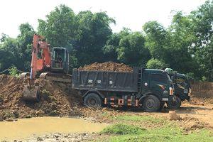 Yên Định (Thanh Hóa): Huyện đồng ý cho khai thác đất trái phép?