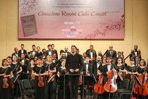 Đêm hòa nhạc đỉnh cao mang Rome đến Hà Nội
