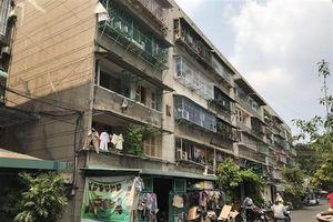 TP.HCM: Hàng trăm chung cư không có hệ thống phòng cháy, chữa cháy