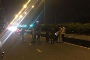 Thanh niên trúng đạn cạnh đoàn đua: Phó CA phường nổ súng