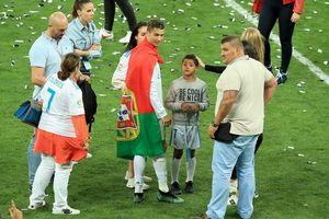 Sợ khủng bố IS ám sát, C.Ronaldo thuê siêu vệ sỹ tại World Cup 2018