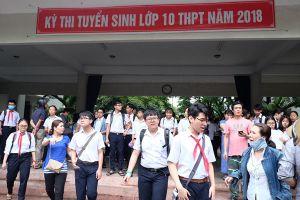 Giải đề thi vào lớp 10 môn Toán của Đà Nẵng năm 2018 cực chính xác