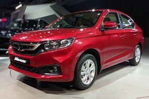 Honda Amaze giá rẻ 190 triệu đồng bán 'đắt như tôm tươi' ở Ấn Độ, khi nào về Việt Nam?