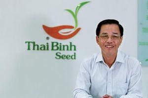 Chủ tịch HĐQT, Tổng giám đốc ThaiBinh Seed Trần Mạnh Báo: Người truyền lửa thi đua