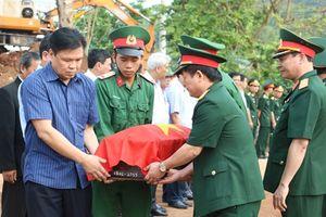 Điện Biên chuẩn bị đón 25 hài cốt liệt sĩ quân tình nguyện
