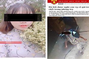 Dân mạng xót thương nữ sinh ĐH Sân khấu Điện ảnh bị sát hại dã man