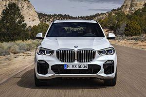 Ra mắt SUV hạng sang BMW X5 2019 mới 'đấu' Audi Q7