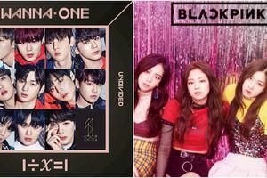 360 độ Kpop ngày 5/6: Wanna One giành All-kill, BlackPink hé lộ tracklist Album