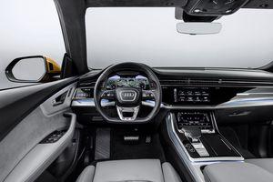 Audi Q8 2019 trình làng với 'đồ chơi' đẳng cấp