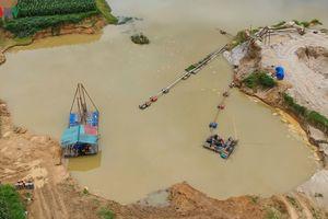 Điện Biên có bất lực trước vấn nạn khai thác cát, sỏi trái phép?
