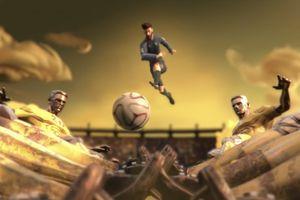 Messi bất ngờ lên màn ảnh với phim tựa đề 'Trái tim sư tử'