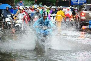 Hà Nội đầu tư 25 tỷ đồng xây dựng hồ ngầm 'giải cứu' người dân khỏi úng ngập khi mưa lớn