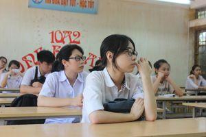 Đáp án đề thi tuyến sinh vào lớp 10 môn Tiếng Anh năm 2018 tại Hà Tĩnh