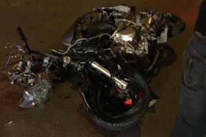 Xe CSGT gây tai nạn, nạn nhân tử vong là quân nhân