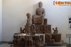 Lặng ngắm bức tượng Phật lớn nhất của vương quốc Chăm Pa