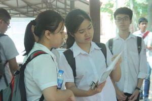 Giáo viên thích thú với đề thi Ngữ văn vào lớp 10 của Hà Nội