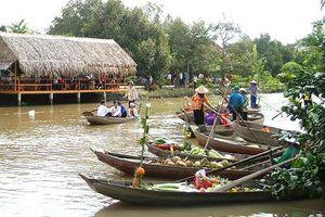 Hấp dẫn du lịch miệt vườn sông nước Cửu Long