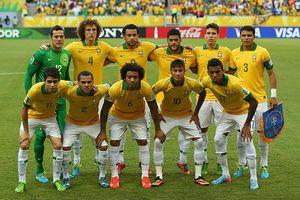 Đội hình Brazil 'ra quân' tại World Cup 2018 như thế nào?