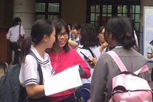 TP.HCM: Công bố đáp án đề thi vào lớp 10