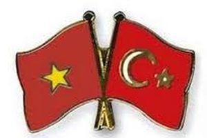40 năm quan hệ ngoại giao Việt Nam - Thổ Nhĩ Kỳ: Hợp tác cùng phát triển