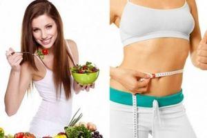 2 mẹo giảm cân chỉ bằng cách ăn ít đi mà không phải kiêng khem thứ gì