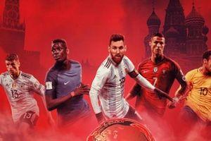 Mỗi trận đấu World Cup 2018 tại Việt Nam trị giá... 3,5 tỷ đồng