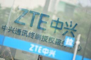 ZTE nộp 1 tỉ USD để thoát khỏi sự trừng phạt của Mỹ